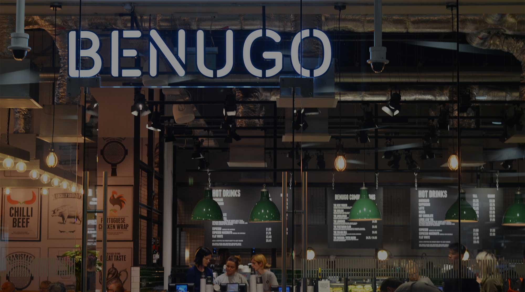 The impact of Quinyx at Benugo